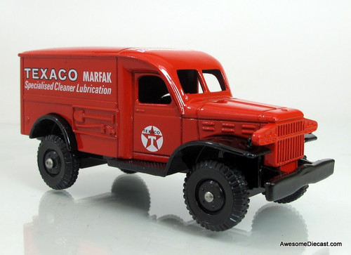 Lledo 1942 Dodge 4 X 4 - Texaco