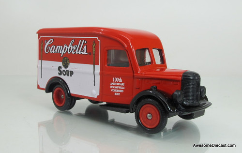 Lledo Campbell's Soup 100th Anniversary Truck