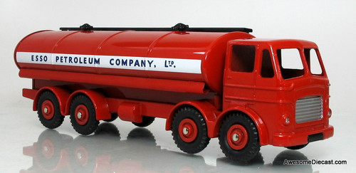 Dinky Replicas 1:43 Leyland Octopus Tanker: ESSO Oil