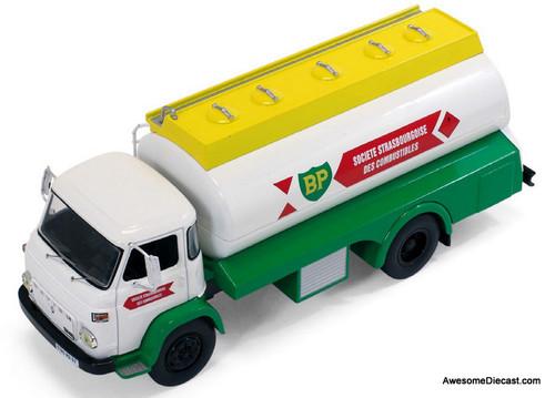IXO 1:43 1974 Saviem SM8 BP Fuel Tanker Truck