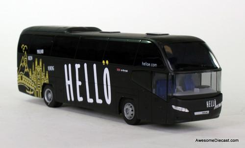 Rietze 1:87 Neoplan Cityliner Motorcoach - Hello