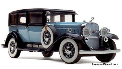ONLY ONE - Franklin Mint 1:24 1930 Cadillac V-16 LWB B11G307