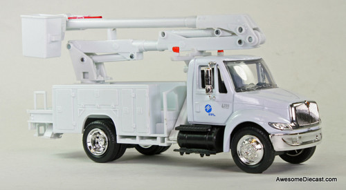 New Ray 1:43 International Bucket Truck: Florida Power & Light
