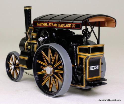 ONLY ONE! Corgi 1:50 Fowler B6 Road Locomotive & Badge 'Titan': Eastnor Steam Haulage Co.