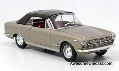 ONLY ONE - Starline Models 1:43 1962 Fiat 2300S Cabriolet Closed