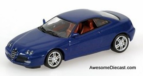 ONLY ONE -Minichamps 1:43 2003 Alfa Romeo GTV
