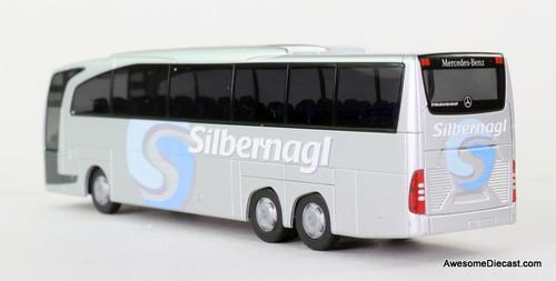 Rietze 1:87 Mercedes-Benz Travego M Euro 6 Coach -  Silbernagl
