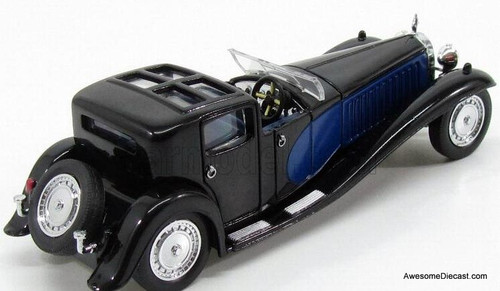 Matchbox Models of Yesteryear 1:43 1930 Bugatti Royale