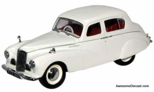 ONLY ONE - Oxford Diecast 1:43 Sunbeam Talbot 90 Mkll