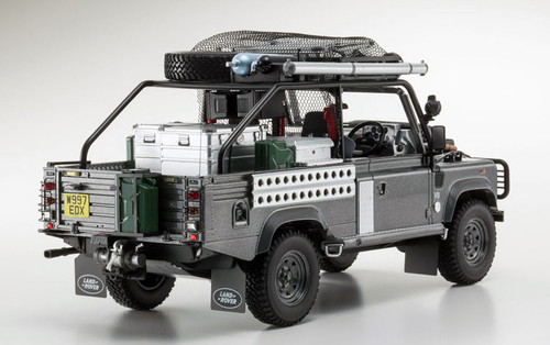 Kyosho 1:18 Land Rover Defender: Tomb Raider Movie Edition