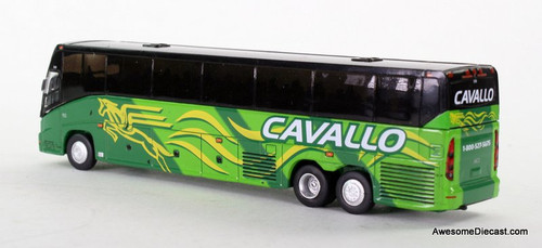 Iconic Replica 1:87 MCI J4500 Bus: Cavallo Bus Lines