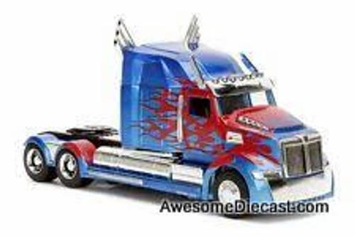 Jada 1:24 Western Star 5700 XE Optimus Prime | Transformers 5