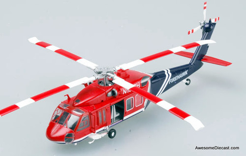 Winged Ace 1:72 Polystyrene Easy Model American UH-60A Blackhawk Helicopter