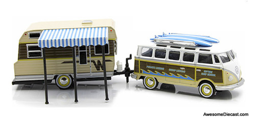 Vintage Style 1964 Winnebago 216 Camper Travel Trailer Christmas Ornament Winnie 1901328097