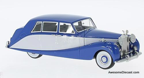 Neo 1:43 1956 Rolls Royce Silver Wraith Sedan: Hooper Empress Line