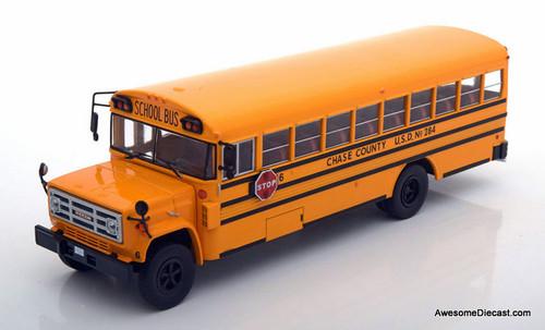 IXO 1:43 1990 GMC 6000 School Bus