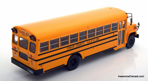 IXO 1:43 1990 GMC 6000 School Bus