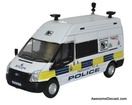 Oxford Diecast 1:76 Ford Transit MK 5 LWB, Network Rail Speed Camera