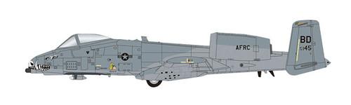 HobbyMaster 1:72 A-10C Thunderbolt II - Barksdale AFB 2012