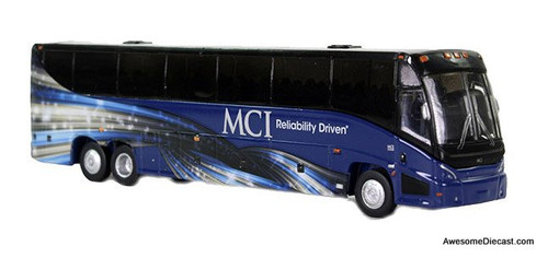 Iconic Replica 1:87 MCI J4500 Motorcoach: MCI Corporate