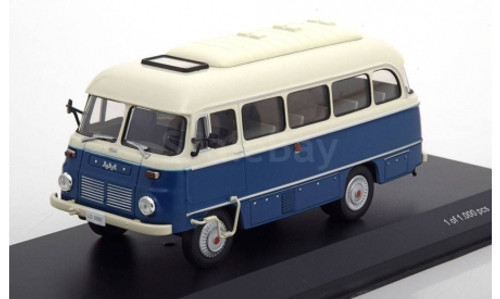 WhiteBox 1:43 Robur LO 3000 Mini Bus