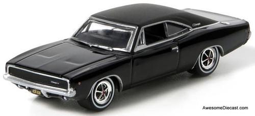 """Greenlight 1:64 1968 Dodge Charger R/T """"Bullitt"""""""