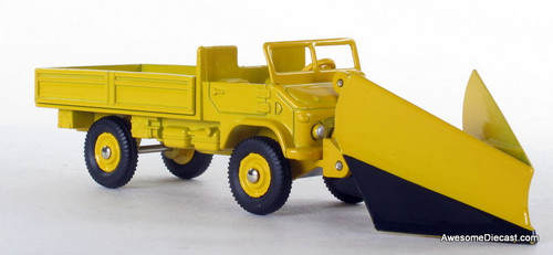 Dinky Toy Replicas 1:43 Mercedes-Benz Unimog Snow Plow