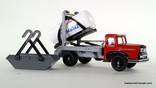 Dinky Supertoys Replicas 1:43 Unic Propane and Dump Bin Truck