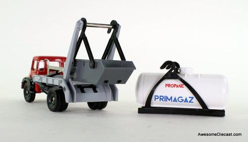 Dinky Supertoys Replicas 1:43 Unic Propane and Dump Bin Truck