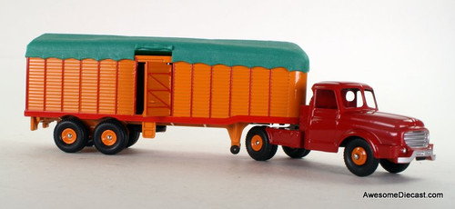 Dinky Supertoys Replicas 1:43  Willème Tractor Trailer w/Cover