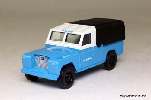 Corgi 1:43 Land Rover - BOAC