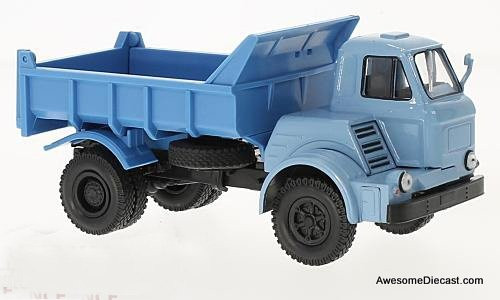 Special C 1:43 1962 Maz 510B Dump Truck: Blue