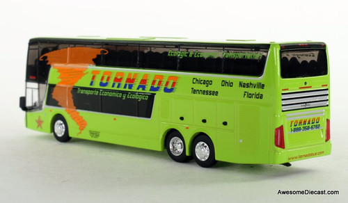 Iconic Replica 1:87 Van Hool TDX Double Decker Bus: Tornado