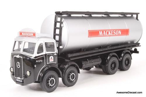 Corgi 1:50 Atkinson Cylindrical Tanker: Mackenson