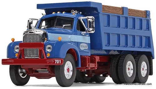 "First Gear 1:64 Mack B-61 Dump Truck ""Sid Kamp"""