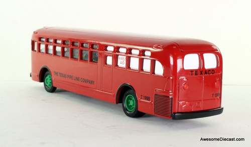 Corgi 1:50 GM4515  Bus: Texaco Pipeline Crew