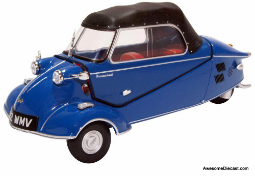 Oxford 1:18 Messerschmitt KR200 convertible