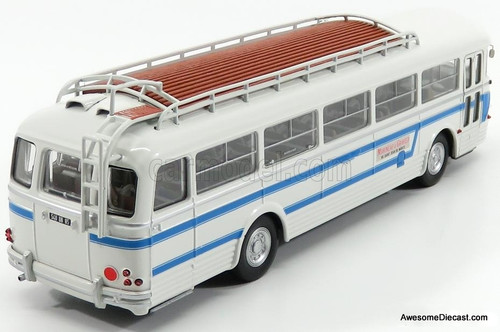Norev 1:43 1955 Chausson APS2 Motorcoach: Morineau & Gravier