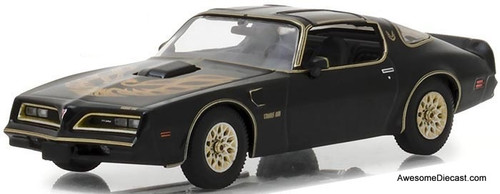 GreenLight 1:43 1977 Smokey and the Bandit Pontiac Firebird Trans Am
