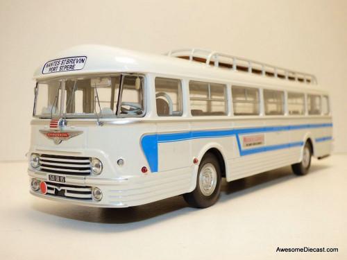 Norev 1:43 1955 Chausson AP52 Autobus