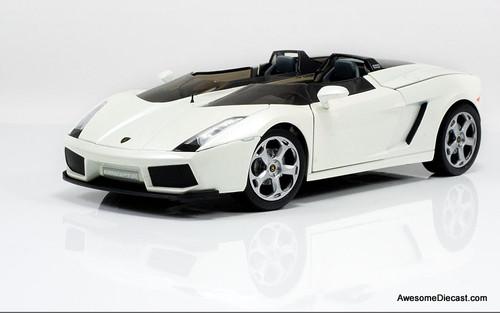 Mondo Motors 1:18 2005 Lamborghini Concept S