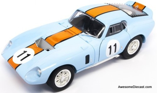 Road Signature 1:18 1965 Shelby Cobra Daytona Coupe #11