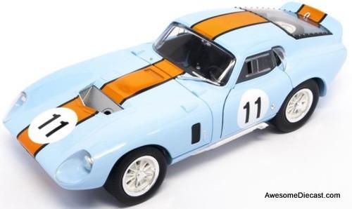 Road Signature 1:18 1965 Shelby Cobra Daytona Coupe #11