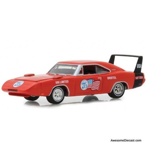 Greenlight 1:64 1969 Dodge Charger Daytona