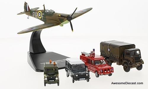 Oxford 1:76 Military Set: RAF Centenary Set