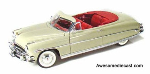 Highway 61 1:18 1952 Hudson Hornet Convertible