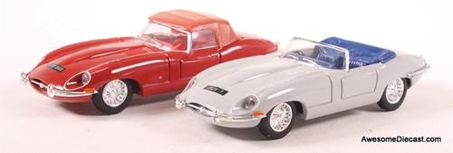Corgi 1:43 Jaguar 'E' Type 30th Anniversary Set