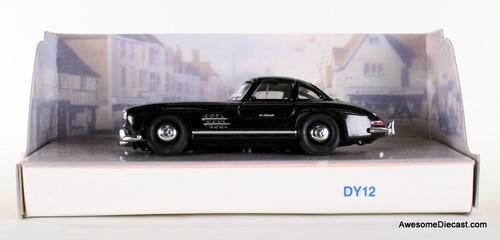 Matchbox Dinky 1:43 1955 Mercedes-Benz 300SL Gullwing: Black