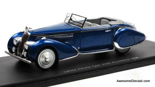 Sparks 1:43 1936 Lancia Asturia Type 233c Pininfarina