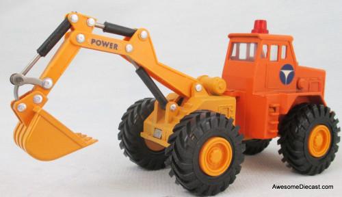 Only One! Diapet Ace Wheel Shovel Truck K-3